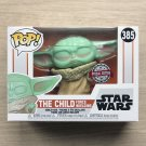 Funko Pop Star Wars The Child Force Wielding + Free Protector