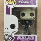 Funko Pop Disney NBC Jack Skellington + Free Protector