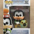 Funko Pop Disney Kingdom Of Hearts Goofy + Free Protector