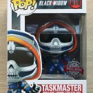 Funko Pop Marvel Black Widow Taskmaster With Claws + Free Protector