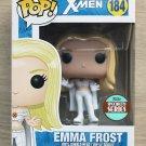 Funko Pop Marvel X-Men Emma Frost + Free Protector