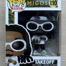 Funko Pop Rocks Migos Takeoff (Small Rip) + Free Protector