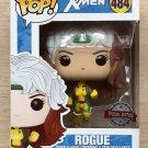 Funko Pop Marvel X-Men Rogue Flying + Free Protector