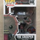 Funko Pop Jeepers Creepers The Creeper No Hat + Free Protector