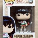Funko Pop InuYasha Kagome Higurashi + Free Protector