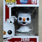 Funko Pop Disney NBC Zero + Free Protector