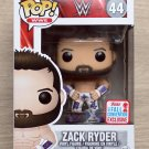 Funko Pop WWE Zack Ryder NYCC + Free Protector