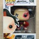 Funko Pop Avatar The Last Airbender Zuko + Free Protector
