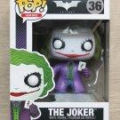Funko Pop DC The Dark Knight Trilogy The Joker + Free Protector