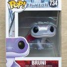 Funko Pop Disney Frozen II Bruni + Free Protector