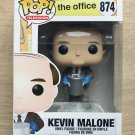 Funko Pop The Office Kevin Malone + Free Protector