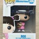 Funko Pop Disney Monsters Inc Boo + Free Protector