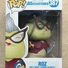 Funko Pop Disney Monsters Inc Roz + Free Protector