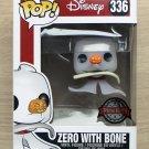 Funko Pop Disney NBC Zero With Bone + Free Protector