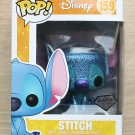 Funko Pop Disney Lilo & Stitch - Stitch Diamond Glitter + Free Protector