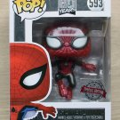 Funko Pop Marvel 80 Years Spider-Man Metallic + Protector
