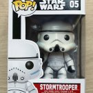 Funko Pop Star Wars Stormtrooper + Free Protector