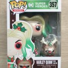 Funko Pop DC Heroes Harley Quinn With Helper + Free Protector