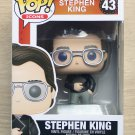 Funko Pop Icons Stephen King + Free Protector