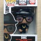 Funko Pop Rocks Run DMC - DMC + Free Protector