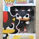 Funko Pop Games Sonic The Hedgehog Shadow + Free Protector