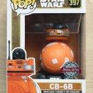 Funko Pop Star Wars CB-6B + Free Protector