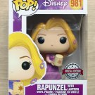 Funko Pop Disney Tangled Rapunzel With Lantern + Free Protector