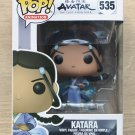 Funko Pop Avatar The Last Airbender Katara + Free Protector