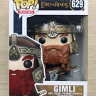 Funko Pop The Lord Of The Rings Gimli + Free Protector