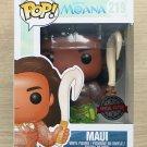 Funko Pop Disney Moana Maui + Free Protector