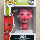 Funko Pop Disney NBC Lock + Free Protector