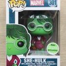Funko Pop Marvel She-Hulk Lawyer ECCC + Free Protector