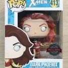 Funko Pop Marvel X-Men Dark Phoenix Flames + Free Protector