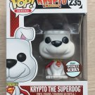 Funko Pop DC Heroes Krypto The Superdog + Protector