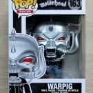 Funko Pop Rocks Motorhead Warpig + Free Protector