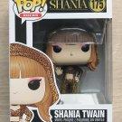 Funko Pop Rocks Shania Twain + Free Protector