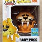 Funko Pop The Flintstones Baby Puss SDCC + Free Protector
