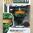 Funko Pop Games Halo Master Chief With MA40 Assault Rifle Hydro Deco + Protector