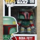 Funko Pop Star Wars Boba Fett + Free Protector