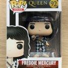 Funko Pop Rocks Queen Freddie Mercury + Free Protector