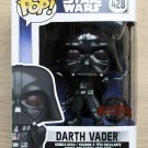 Funko Pop Star Wars Darth Vader Fist Pose (Box Wear) + Free Protector