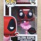 Funko Pop Marvel Deadpool Ballerina + Free Protector