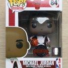 Funko Pop Basketball Michael Jordan White Warm Up Suit + Free Protector