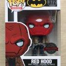 Funko Pop DC Heroes Red Hood + Free Protector