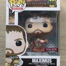 Funko Pop Gladiator Maximus Armour + Free Protector