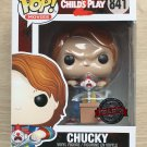 Funko Pop Child's Play 2 Chucky With Scissors + Free Protector