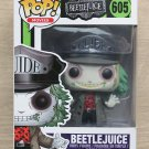 Funko Pop Beetlejuice With Hat + Free Protector
