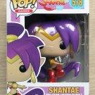 Funko Pop Games Shantae 1/2 Genie Hero - Shantae + Free Protector