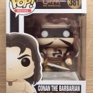 Funko Pop Conan The Barbarian Conan War Paint + Free Protector