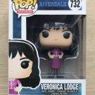 Funko Pop Riverdale Veronica Lodge Dream Sequence + Free Protector